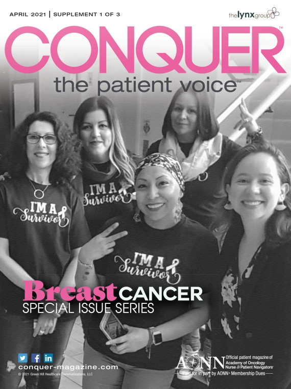 April 2021 Part 1 of 3 – Breast Cancer Special Issue Series