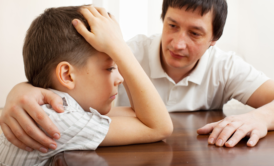 The 8 C's for Talking to Your Children About Cancer