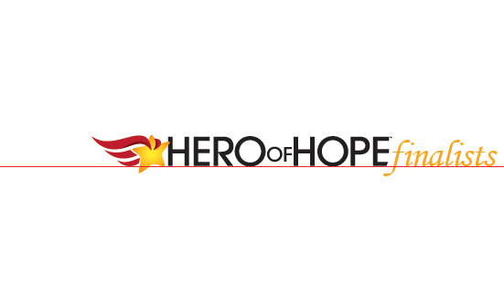 Meet the Hero of Hope Finalists!