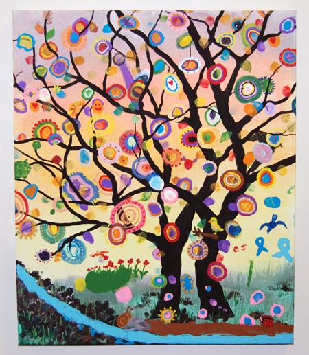TREE OF LIFE - Troll Art | 517x450
