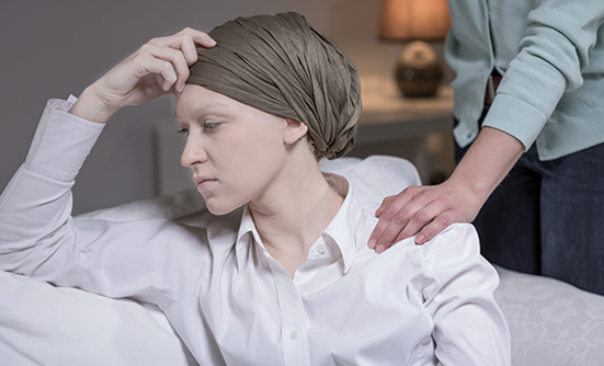 Many Cancer Survivors Are Not Receiving Treatment for Their Depression