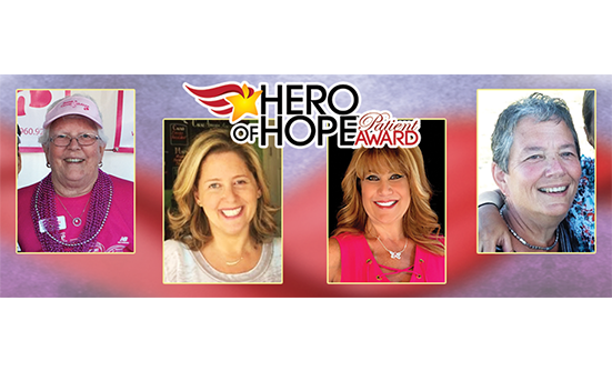 Hero of Hope Finalists