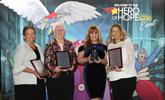 2017 Hero of Hope Patient Award Event