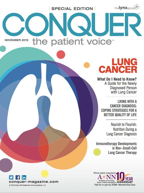 November 2019 – Lung Cancer
