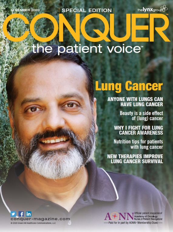 November 2020 – Lung Cancer