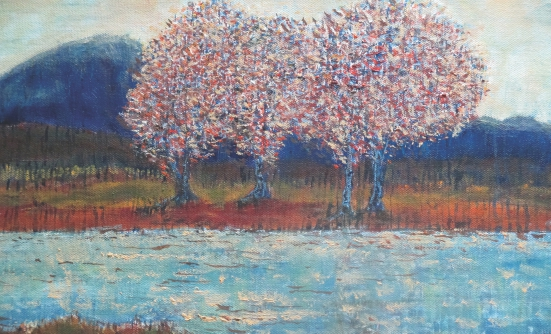 Finding New Purpose in Painting After Multiple Myeloma Diagnosis