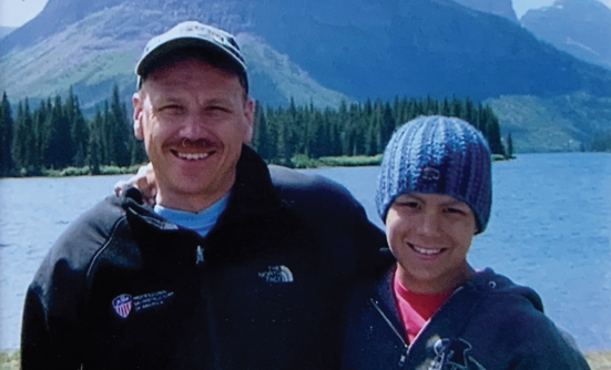 Coast-to-Coast Bike Ride for Cancer: Riding in Peter's Memory