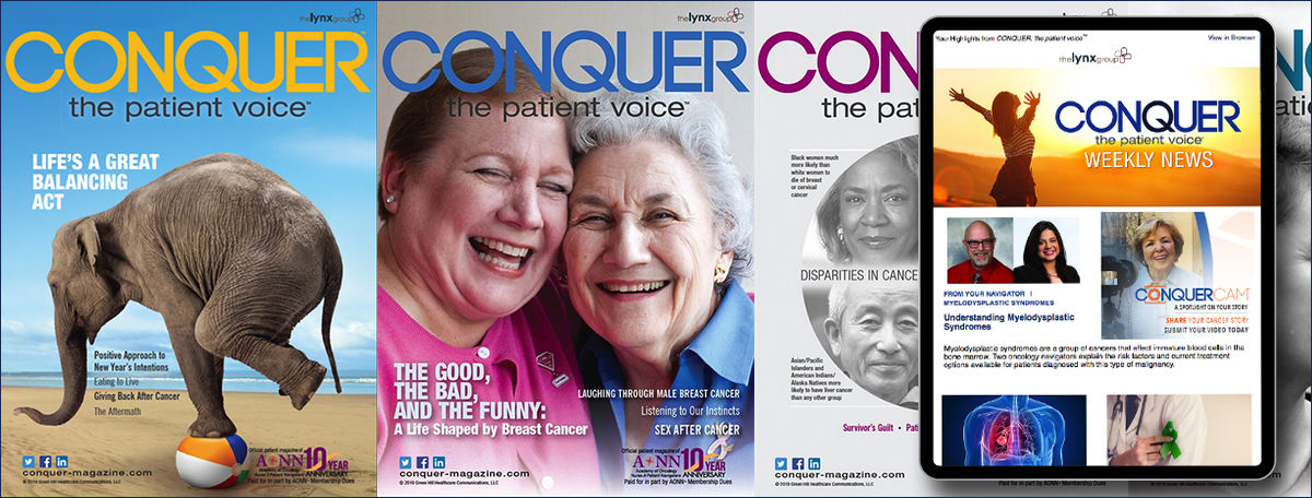 CONQUER: the patient voice