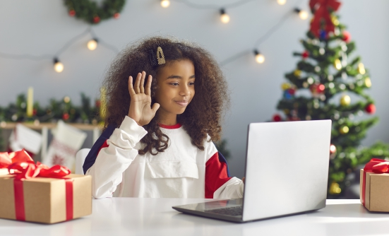 How Technology Lets Patients with Cancer Join the Fun During the Holidays