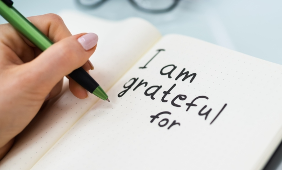 After a Year of Adversity, Gratitude Is Healing