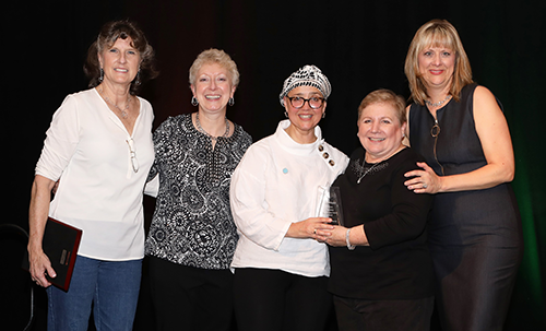 AONN+ Announces Winner of the 2018 CONQUER: the patient voice Hero of Hope Patient Award