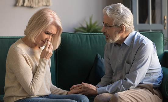 Difficult Conversations:  What to Expect When You Share the News of Your Diagnosis