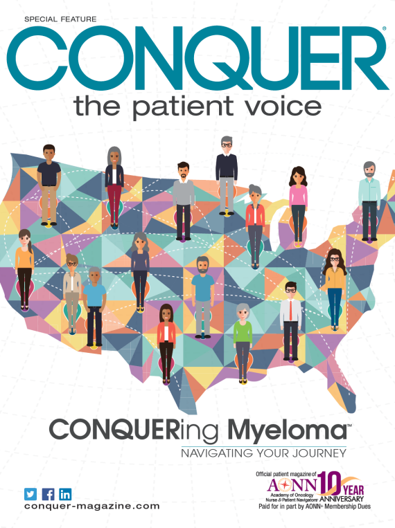2019 – CONQUERing Myeloma: Navigating Your Journey