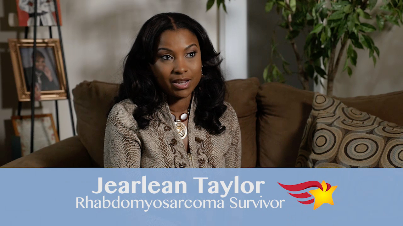 The Finalist Hero of Hope Patient Awards: Jearlean Taylor