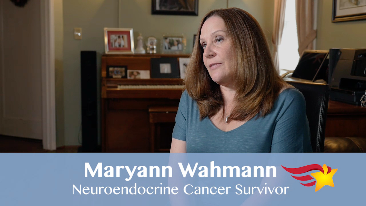 The Finalist Hero of Hope Patient Awards: Maryann Wahmann