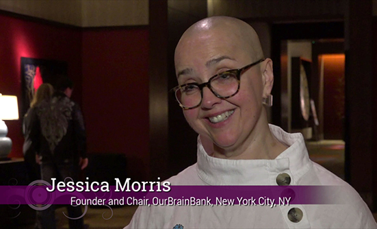 Jessica Morris - Hero of Hope Patient Award Winner 2018